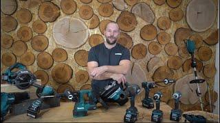 Produktvorstellung Makita 40V-Serie: Akkuschrauber, Bohrhammer, Handkreissäge & Co.