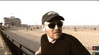 Bill Burr gives us a tour of Hampton Beach, New Hampshire - July 2012