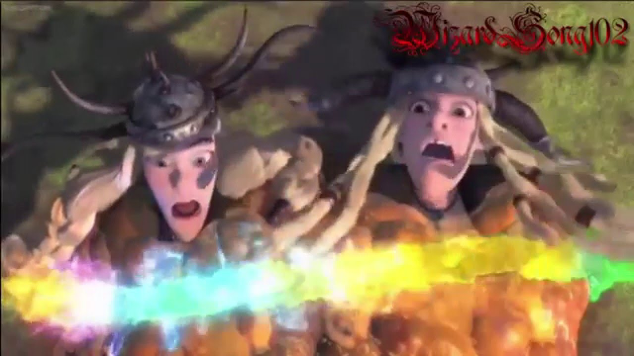 HTTYD - Ever After High . .