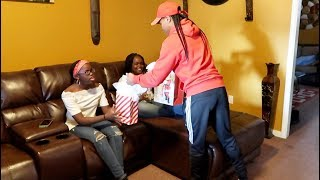 SURPRISING THE KIDS WITH IPHONES FOR CHRISTMAS!!!
