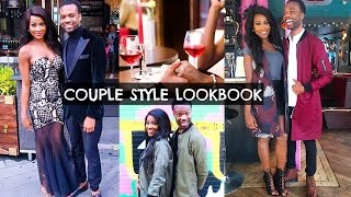 COUPLE STYLE LOOKBOOK   7 DATES 7 LOOKS ft ANDRE