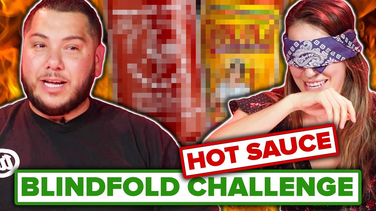 Hot Sauce Lovers Guess The Hot Sauce thumbnail