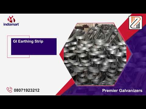 Manufacturer of Cable Trays & Galvanized Foundation Bolt by Premier