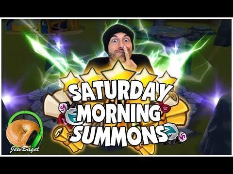SUMMONERS WAR : SATURDAY MORNING SUMMONS! (3/2/19)