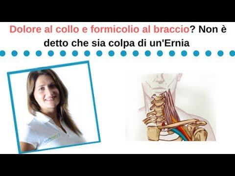 Osteochondrosis cervicale e paura di morte