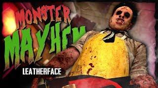 MONSTER MAYHEM | Leatherface!!! (Garry's Mod)