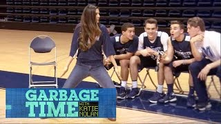 The Monmouth Bench Plays Charades With Katie Nolan
