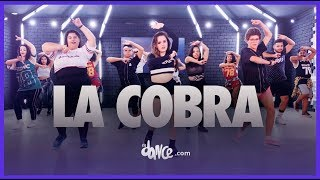 La Cobra   J Mena | FitDance Life (Coreografía Oficial)