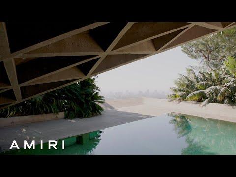 AMIRI SPRING-SUMMER 2021 RUNWAY SHOW