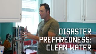 Green Beret talks Disaster Preparedness: How to Clean Water | Tactical Rifleman