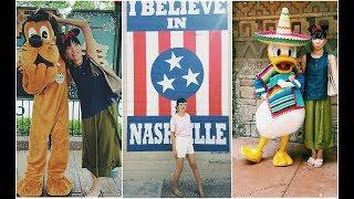 Dami Im in America! - Instagram Stories Jun 2 to 11, 2017