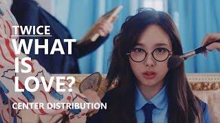 TWICE (트와이스) - WHAT IS LOVE? [Center Distribution]
