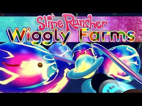 Arcane Nebulas! - Slime Rancher: Wiggly Farms - #7