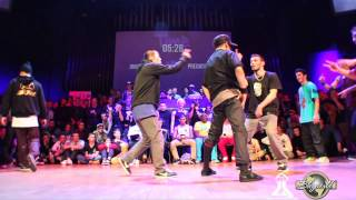 JINJO vs PREDATORZ | BATTLE OF EST 2012