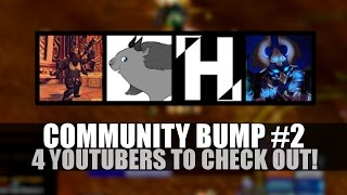 Here's another four WoW YouTubers you should check out! Second round!