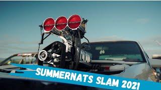 2021 SummerNats slam Cars of Bendix