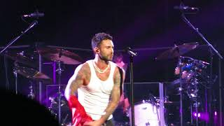 Maroon 5 - The Forum - 6/5/2018 - This Love - Misery - Sunday Morning