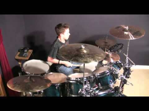 Hunter Knoche - Aces & Angels - Drummer