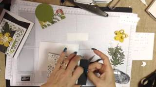 How To Use A Card Sketch To Create A Card
