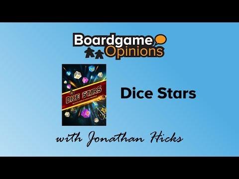 Boardgame Opinions: Dice Stars