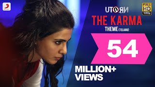 U Turn   The Karma Theme (Telugu)   Samantha | Anirudh Ravichander | Pawan Kumar