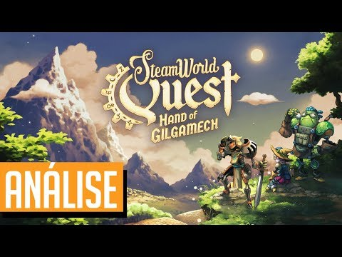 SteamWorld Quest is an excellent combination of card-game and RPG video thumbnail