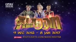 Aladdin Review | Opera House | Manchester