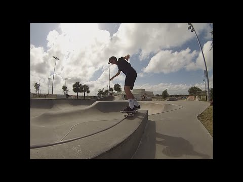 Cocoa Beach Skatepark