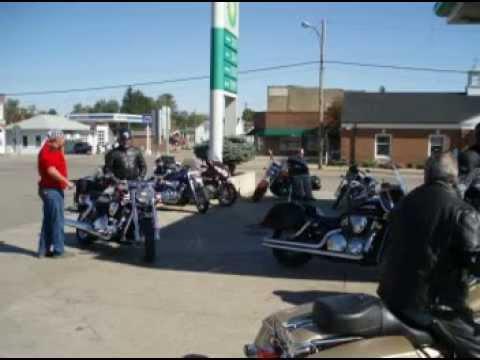 2008 NE ohio fall color ride