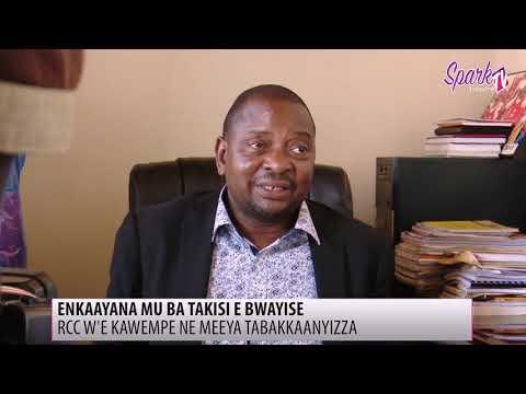 Meeya w'e Kawempe bakubaganye empawa n'omumyuka wa RCC