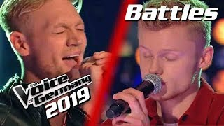 Lewis Capaldi   Hold Me While You Wait (Oliver Vs. Niklas) | The Voice Of Germany 2019 | Battles