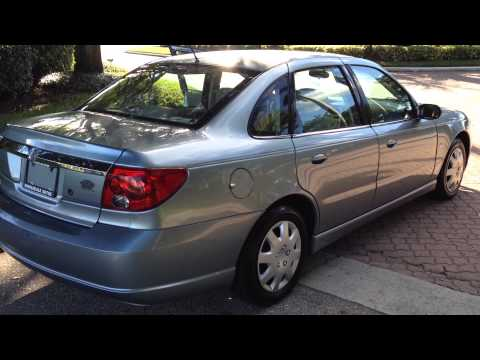 2003 Saturn L200 - View our current inventory at FortMyersWA.com
