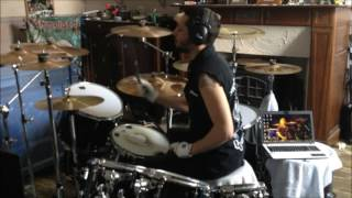 Shot of Love (Drum Cover AC/DC Phil Rudd)