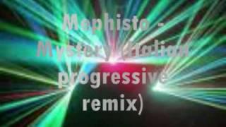 Mephisto - mystery (italian progressive remix)