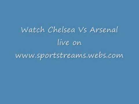 Arsenal Vs Chelsea Live For Free Online