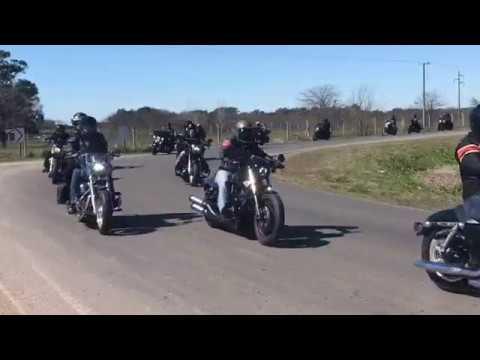 Harley Davidson en la Provincia