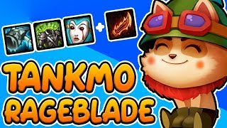 TANKMO WITH RAGEBLADE IS ALL YOU NEED!!