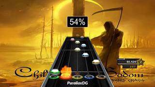 Children of Bodom - Horns (Clone Hero Custom Chart Preview)
