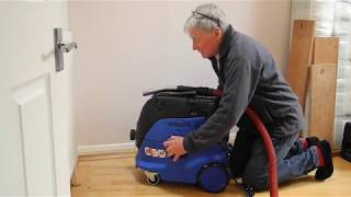 Nilfisk Attix 33 Vacuum Review