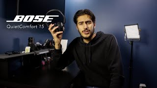 WHY I HAVEN'T CHANGED HEADPHONES IN 7 YEARS! - Bose QC 15 Review
