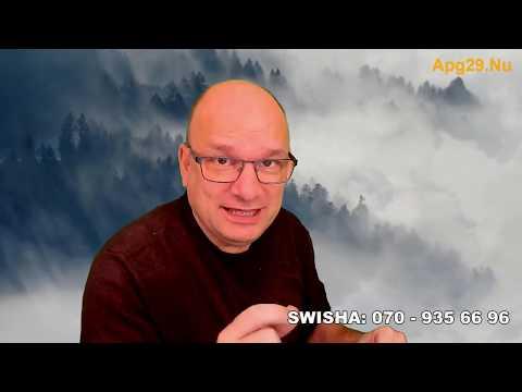 Om detta inte sker kan Jesus inte komma tillbaka - Apg29 med Christer Åberg
