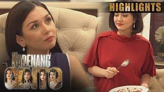 Daniela, ibinuhos ang corned beef kay Romina | Kadenang Ginto (With Eng Subs)