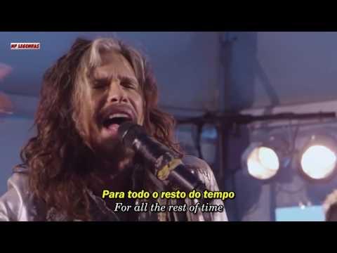 Steven Tyler - I Don't Want To Miss A Thing (Acústico) - Legendado (Português BR)