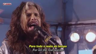 <b>Steven Tyler</b>  I Dont Want To Miss A Thing Acústico  Legendado Português BR