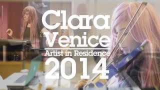 Clara Venice NMC Artist in Residence