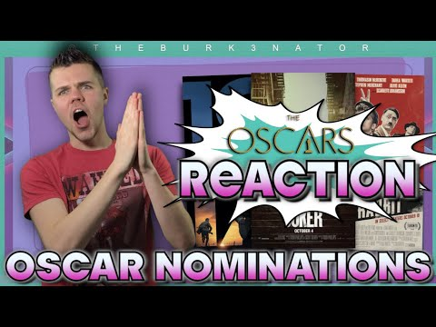 2020 Oscar Nominations Live Reaction