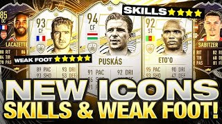 NEW FIFA 21 SEASON 1 PLAYER REWARDS! CONFIRMED NEW ICON SKILL MOVES & WF! FIFA 21 Ultimate Team