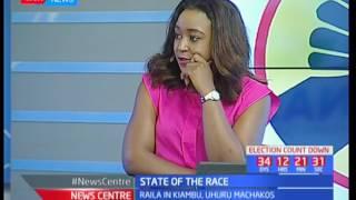 State of the race : Kiambu county