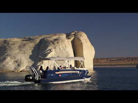 Lake Powell Pontoon Boat Rentals