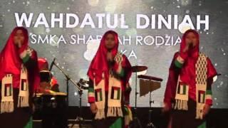 Bintang Nasyid Mu'min Kebangsaan 2015   Wardatuddiniah